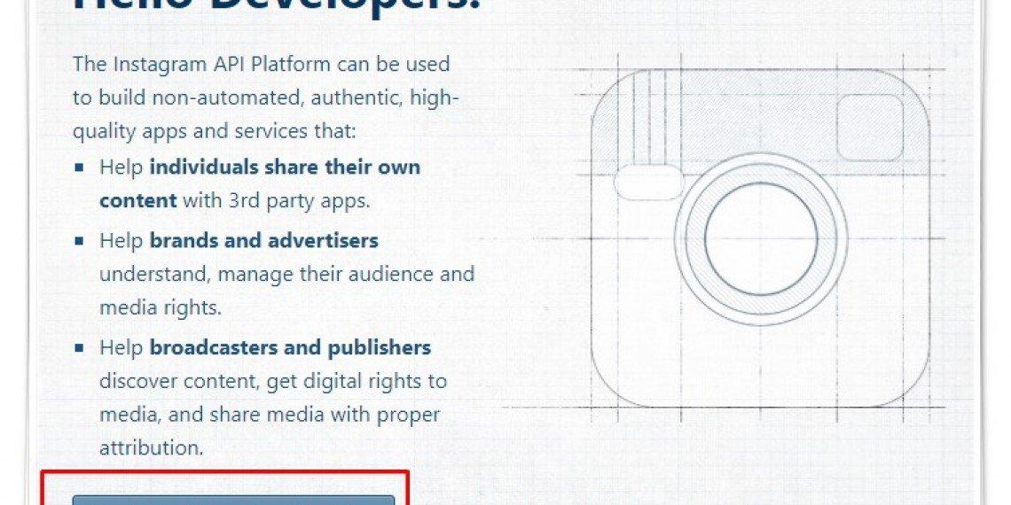 How to get Instagram Access Token