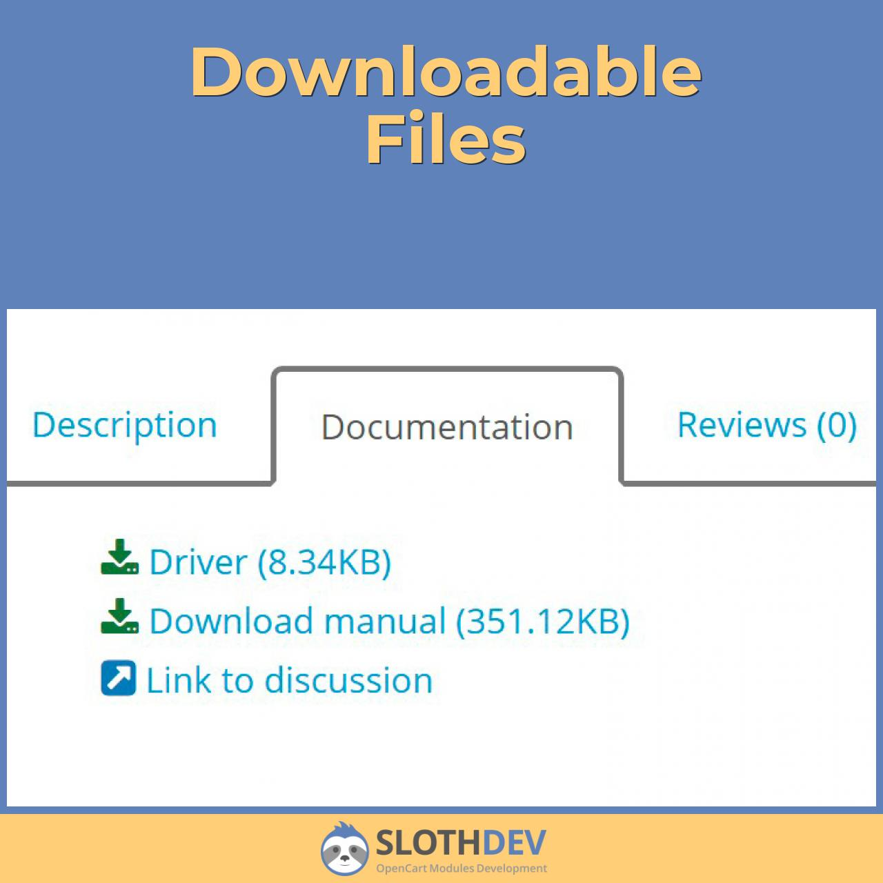 Downloadable Files
