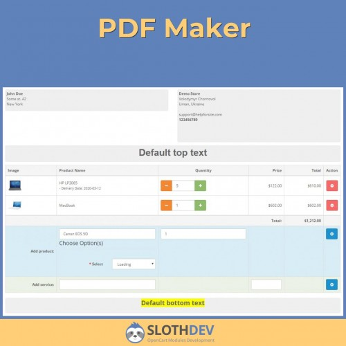 PDF Maker